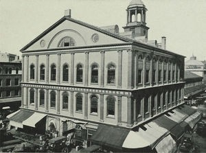 Historic Faneuil Hall